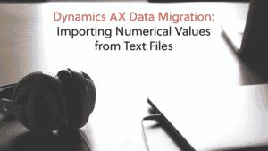 dynamics-ax-data-migration