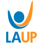 LAUP logo