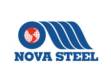 Nova Steel company logo