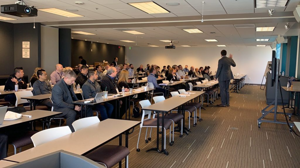 Microsoft Dynamics 365 seminar Irvine