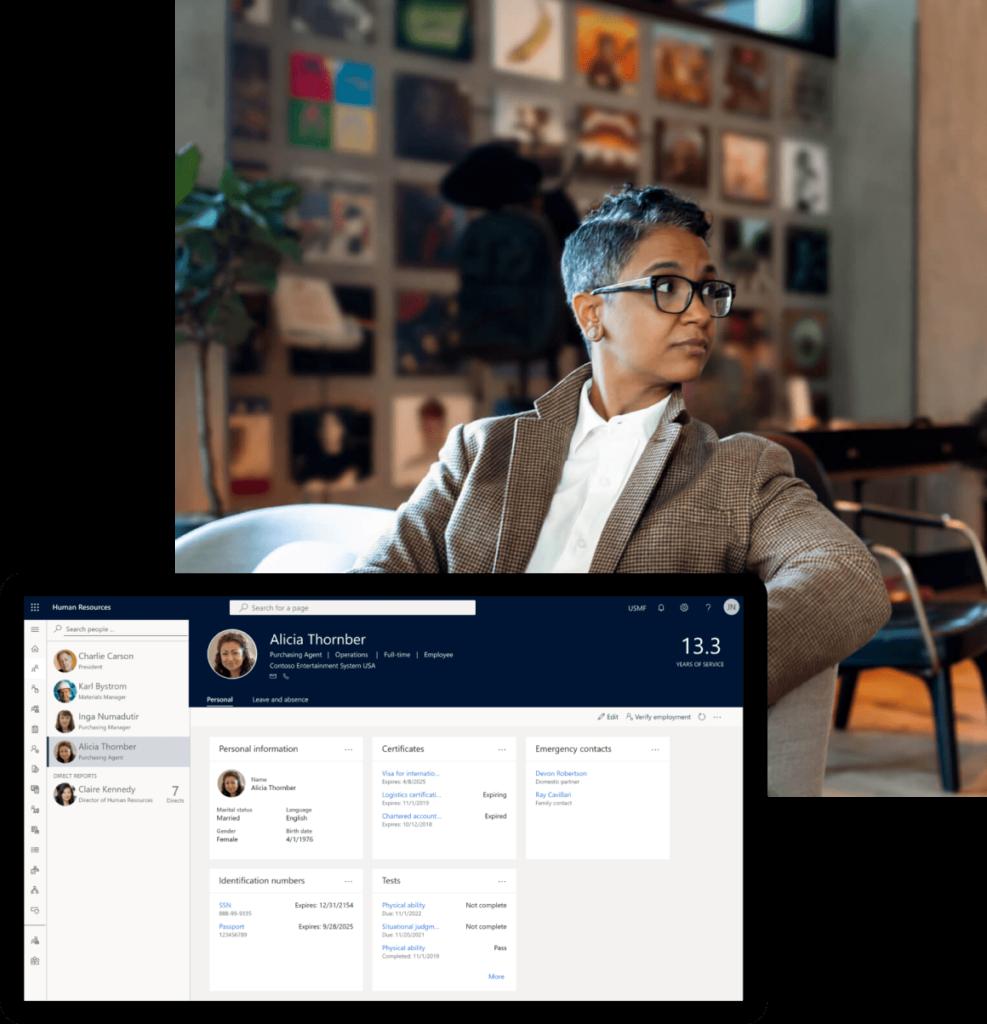 Microsoft HR